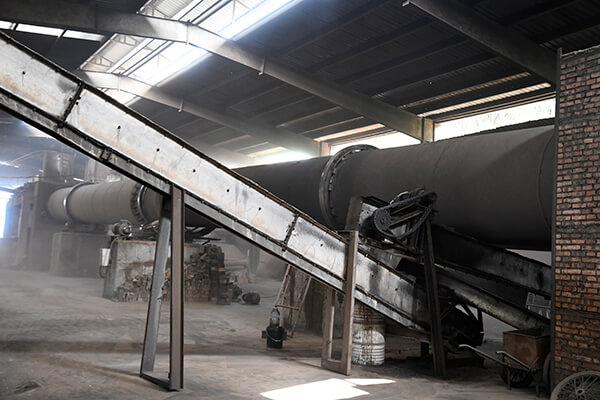 coal activated carbon factory