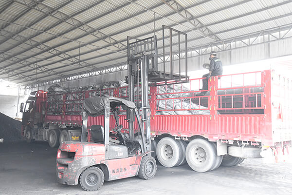 coal activated carbon shipping